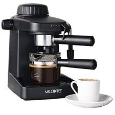 Mr Coffee ECM91 Steam Espresso And Cappuccino Maker