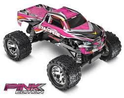 Traxxas Stampede 1/10 Monster Truck RTR Pink Edition - C J Vogler & Son Blaze And The Monster Machines Starla 21cm Plush Soft Toy Amazoncom Power Wheels Barbie Kawasaki Kfx With Traction Fisher Price Ride On Toys Christmas Decorating Fun 12v Kids Atv Quad W Remote Control Best Choice Products Traxxas Slash 2wd Race Replica Rc Hobby Pro Buy Now Pay Later Purple And Pink Truck Cakecentralcom Trucks Dollar Tree Inc Jam Madusa Hot Nylon Puffy Stuffed Animal Play Dirt Rally Matters Vintage Lanard Mean Machine 1984 80s Boxed Yellow Monster Truck Stunt Youtube