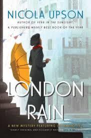 By Elly Griffiths London Rain Josephine Tey Series 6