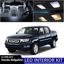 17pcs White Interior LED Light Package Kit For 2006-2013 Honda ... 2013 Honda Ridgeline 4 Door Truck With Trunk Civic Kia Rio Win Tow Car Awards In Uk Motor Trend For Sale Collingwood Image Photo 6 Of 59 Used Dx Traction Intgrale Roues D Report Production Ends Next Year New Model Arrives Rtl 4x4 For Sale Okchobee Fl Chevrolet Silverado 1500 2wd Reg Cab 1190 Work At Autotivetimescom Review Accord Sedan V6 Test And Driver Prince Albert Cool Amazing Crew