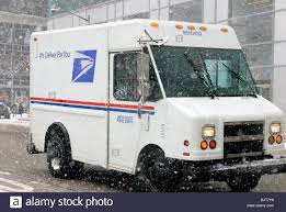100 Usps Delivery Truck United States Postal Service USPS Delivery Truck February 2010