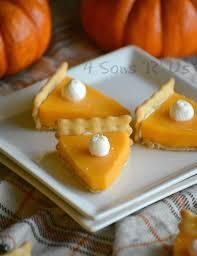 Epicurious Pumpkin Pie by Cheese U0026 Cracker Pumpkin Pie Bites 4 Sons U0027r U0027 Us