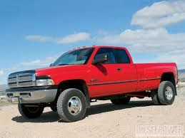 100 Toughest Truck Worlds Tow Rig 1996 Dodge Ram 3500 Photo Image Gallery