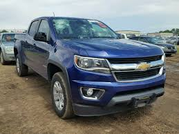 100 Trucks For Sale In Colorado Springs 2016 Chevrolet L For Sale At Copart CO