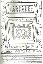 Dove Cameron Coloring Pages New 80s Arcade Pac Man Pong Or Whatever You Color It To Be Photos
