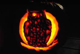 Owl Pumpkin Carving Templates Easy by 22 Decorations Perfect For Both Halloween And Christmas Homes