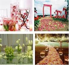 Creative Outdoor Summer Wedding Decorations