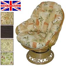 Amazon Uk Patio Chair Cushions by Conservatory Replacement Swivel Rocker Cushions Only Wicker Rattan
