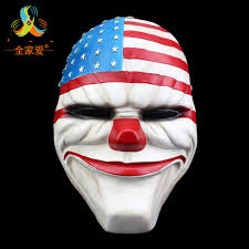 Payday 2 Halloween Masks Unlock by Compare Prices On Masquerade Party Theme Online Shopping Buy Low