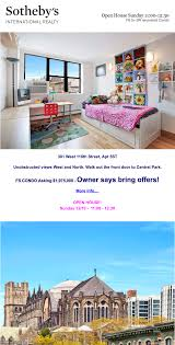 100 Condo Newsletter Ideas 10 WellDone Real Estate Email Examples MailBakery