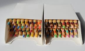 Crayola Bathtub Crayons Collection by 64 Count Crayola Colored Pencils What U0027s Inside The Box Jenny U0027s