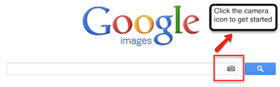 Find Your line Using Reverse Image Search on Google