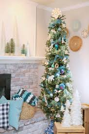 Nordic Fir Artificial Christmas Tree 6ft by Best 25 Slim Christmas Tree Ideas On Pinterest Pencil Christmas