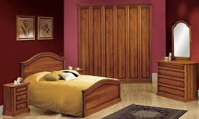 schlafzimmer set nussbaum massiv holzfurnier polsterkopfteil