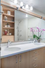 Framed Oval Recessed Medicine Cabinet by Bathroom Storage Cabinet Golden Metal Chrome Frame Glass Mirror