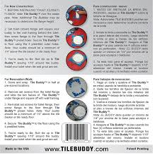 tile buddy toilet mounting bolts and washers