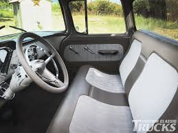 Old Chevy Truck Seats 1954 Chevy Truck Interior View Brown Bench ... Replacement Gm Chevy Silverado Sierra High Country Oem Front Seats About Truck Rhcaruerstandingcom What Car Seat 32005 Dodge Ram 2500 St Work Drivers Bottom Dark Ford F150 Bench Swap Youtube Floor Mats Html Autos Post Carpet Harley Rear Leather Bucket 1997 2000 Covers In A 2006 The Big Coverup Staggering Classic Truckcustom Exquisite Walmart Fniture Fabric Living Thevol 3 Row Luxury For Van Minivan Ebay For Awesome 2003 2005 Things Mag Sofa Chair