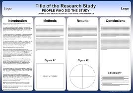 Academic Poster Template Powerpoint A2 Free Scientific Research Templates For Printing Ideas