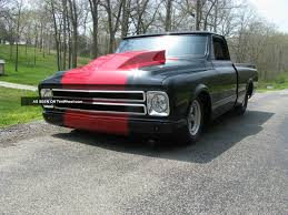 1972 Chevy / Gmc Pro Street Truck 67 68 69 70 71 72 C10