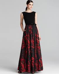 aidan mattox floral dress other dresses dressesss