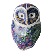 OWL Winter Owl Paperweight Royal Crown Derby Collection Rspb Shop A Large Prestige Edition Paperweight Long Eared The Barn Gift 91papbox62729_07jpg Lot 250 Printed Mark Colctables Exclusive Collections Robin Happy Birthday Bear A Beswick Owl 1046 2 Porcelachina Pottery Porcelain Glass