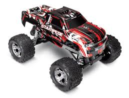 100 Red Monster Truck Traxxas 360544 Stampede 110 Scale RTR 2WD