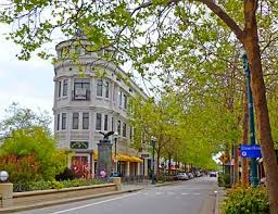 Pacific Avenue Santa Cruz Beacho