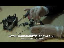 Sony Xl 2400 Replacement Lamp Instructions by Sony Xl 2400 Replacement Lamp U2013 Best Lamp 2017