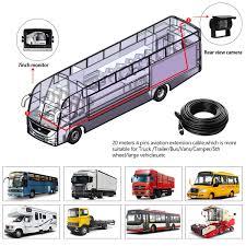 100 Backup Camera System For Trucks Kit 7 LCD Reversing Monitor170 Wide Angle