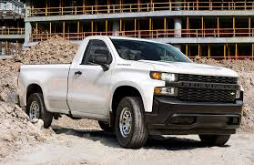 Ace Of Base: 2019 Chevrolet Silverado 1500 W/T - The Truth About Cars