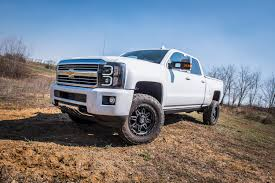 New Chevy/GMC HD 2-3'' Coilover Conversion System