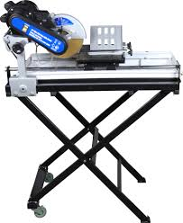 Kobalt 7 Wet Tile Saw With Stand by Tile Wet Saw Cutting Tiles With A Wet Saw Rubi Tc180