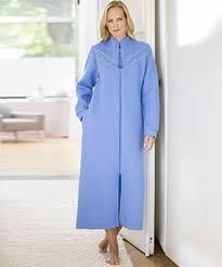 robe de chambre polaire femme zipp robe de chambre et peignoir femme damart