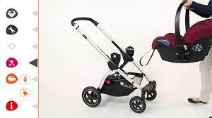 installation siege auto bebe confort bébé confort how to install bébé confort citi in your car