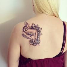 Exceptional Shoulder Tattoo Designs For Men And Women0311
