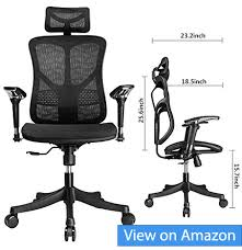 Argomax Mesh Chair EM EC001 Review