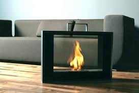 Portable Fireplaces Indoor Electric Fireplace Regarding Plan 5