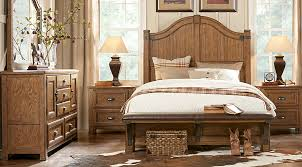Eric Church Highway To Home Heartland Falls Brown 5 Pc King Panel