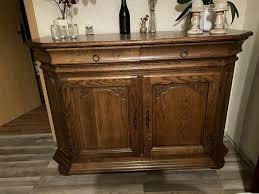 kommode antik wohnzimmer sideboard
