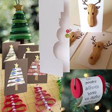 Christmas Handmade Decorations Ideas Entrancing Diy With Home Decorating Cool Trees Made From Ribbons And Paper