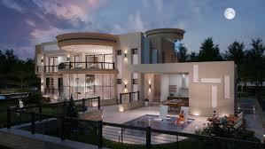 104 Contemporary Modern Floor Plans 5 Bedroom House Plan 4000sqft House 5 Bedroom Etsy