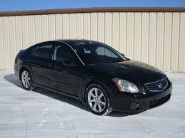 100 Lubbock Craigslist Cars And Trucks By Owner Used 2007 Nissan Maxima For Sale CarGurus