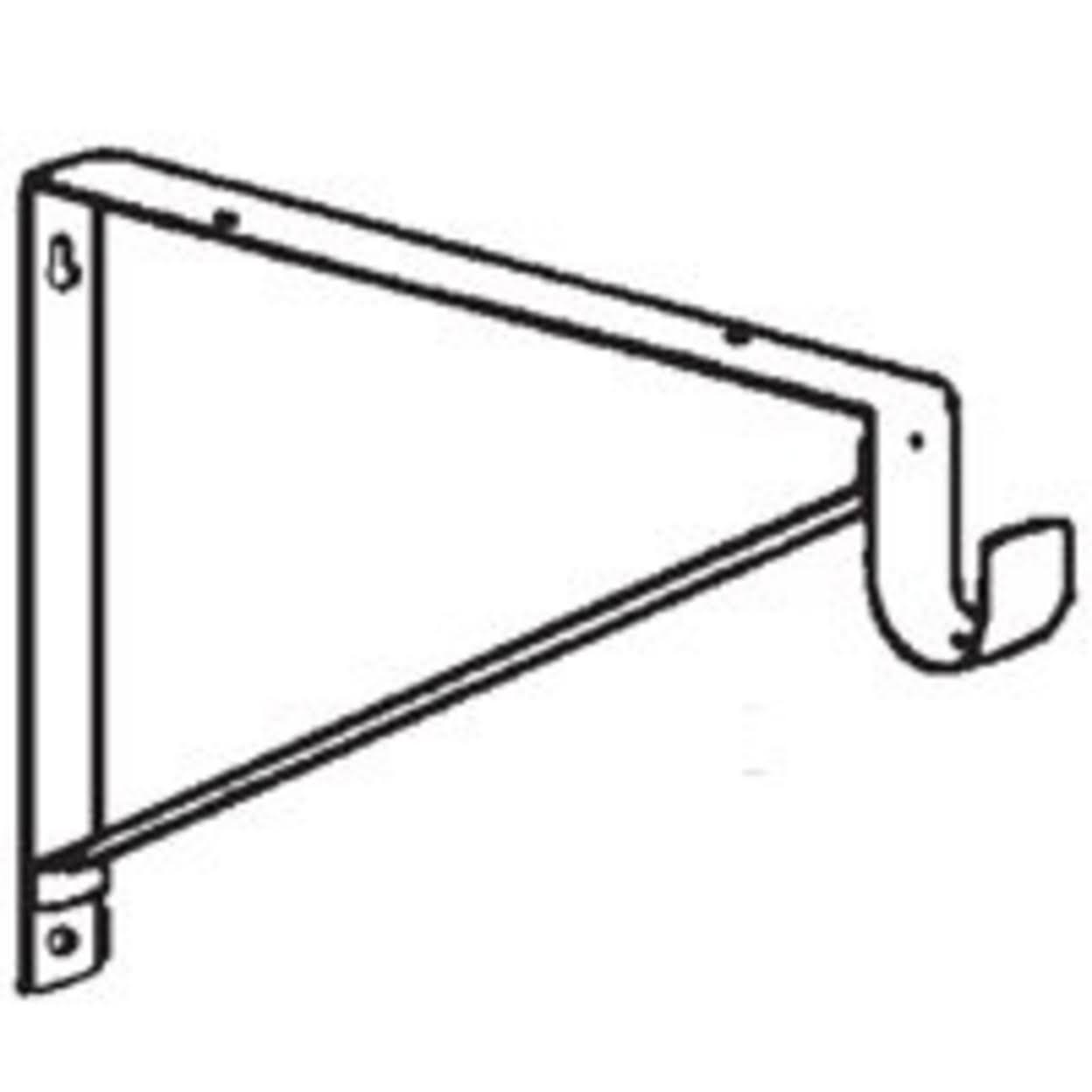 John Sterling Corp Shelf Bracket
