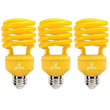 100w equivalent 23w enersaver t2 cfl bug light bulb e26 base