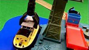 Trackmaster Tidmouth Sheds Youtube by Tomy Thomas At Boulder Mountain Set Youtube