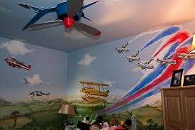 aviation murals and propeller ceiling fan airplanes ceiling fan