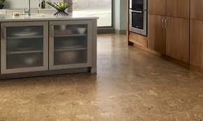 dining room rubber floor installation cork flooring ideas