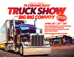 100 Central Florida Truck Accessories 75 Chrome Shop Big Rig