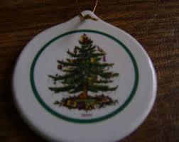 Spode Christmas Tree Glasses Uk by Spode Christmas Tree Etsy