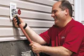 Replacing An Outdoor Faucet by Plumbing Outside The Box Installing An Outside Water Spigot